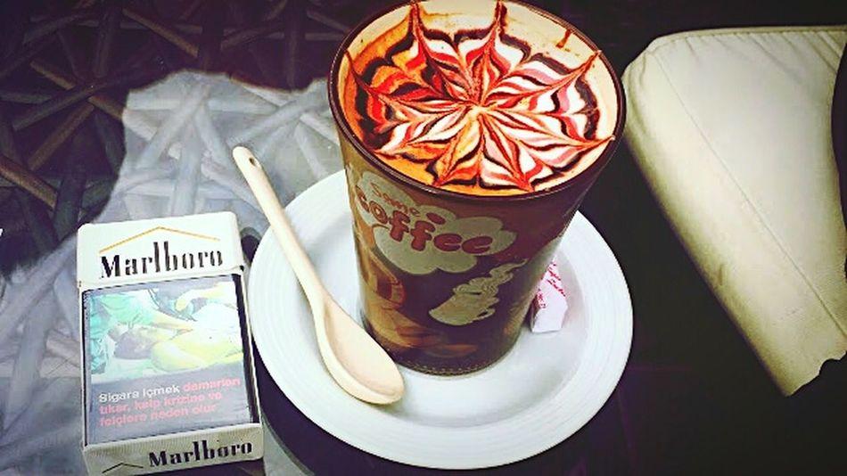 Delicious Coffee And Cigarettes Kahvebahane