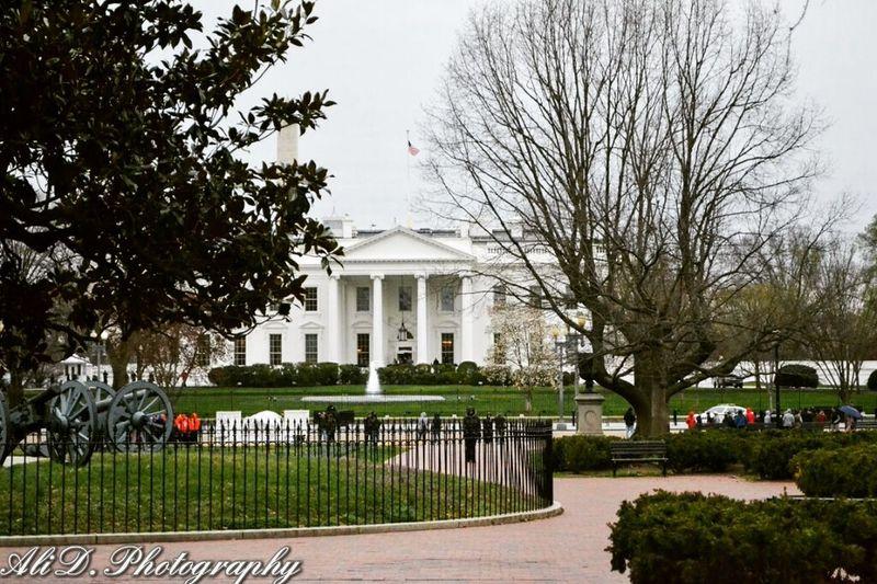 TheWhiteHouse Washington, D. C. Democracy Travel Photography