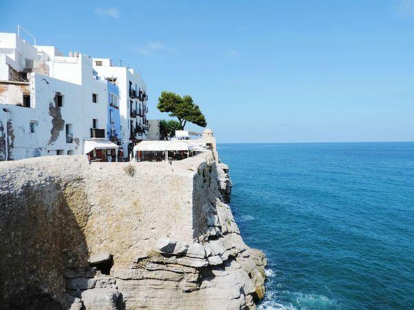 South Peniscola-Spain SPAIN Summer Peñíscola Espagne 🇪🇸 Sun Sunny Landscape Beach Seaside Sea Seaview At Peñíscola The Great Outdoors - 2016 EyeEm Awards