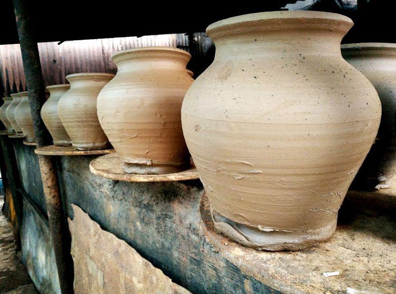Onepluslife Cool Oneplus X Smartphonephotography MyClick Art Dharavi Exploring Dharavi Pot Pottery