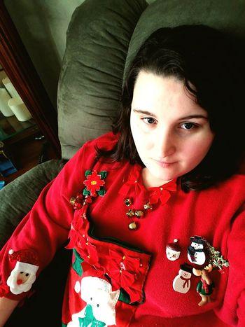 Christmastime Christmas Spirit Uglychristmassweater