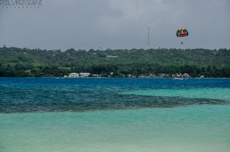 Water Sea Leisure Activity Beach Vacations Adventure Mid-air Sport Nature Outdoors Magic Caribean Caribbean Sea Paraíso Paradise People Waterfront Tree Sky Flying Day Extreme Sports Scenics One Man Only San Andres Island,Colombia