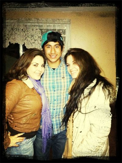Partying With These Beauties :) <3