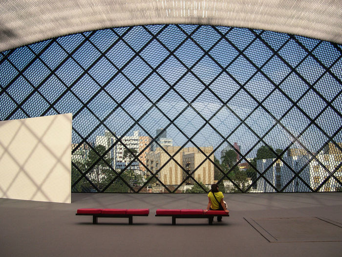 Cityscape Curitiba Mesuem Niemeyer Architecture Oscar Niemeyer Museum Oscar Wilde Skyline Architecture And Art Brasil Interior Design Museo Oscar Niemeyer Niemeyer Niemeyer's Eye O Olho View Of The City Window On The World Window View