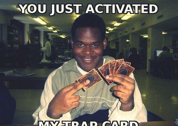 Trap Card **