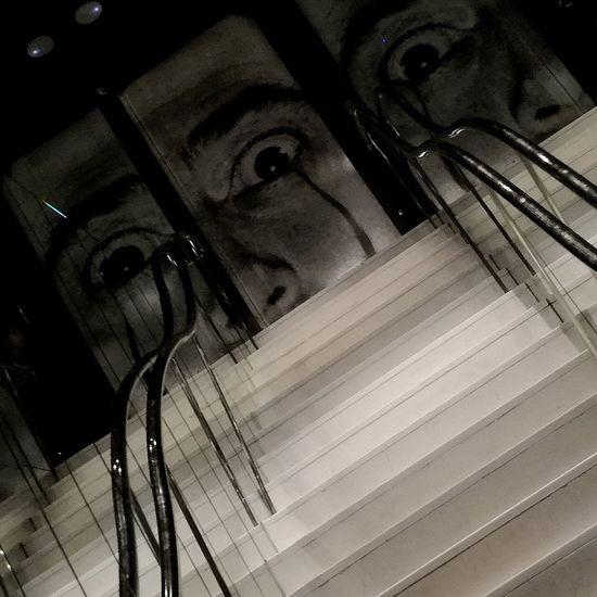 Dalí Museo Day Púbol Scale  Travel Vacancy First Eyeem Photo Specchio Specchi