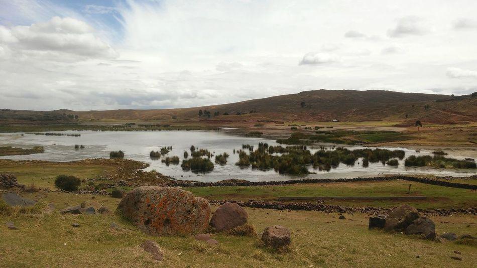 Landscape Cloud - Sky Outdoors Nature Puno, Perú Sillustani No People
