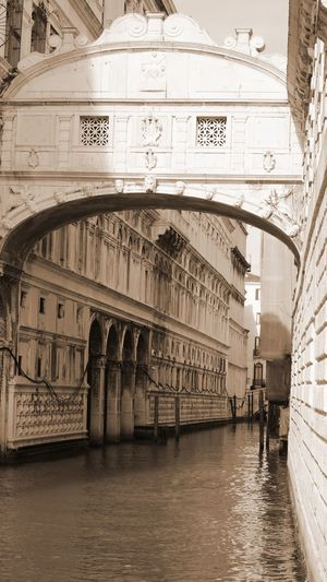 famous bridge of sighs with artistic sepia effect and the waterway #VENEZIA #Venice Architecture Bridge Of Sighs Venice Traveling Venetian Venezia Venice Italy Venice, Italy Brdige Bridge Bridge Of Sighs Canal Effect Island Italian Italy Old Outdoor Outdoors Sepia Style Veneto Venice Waterway