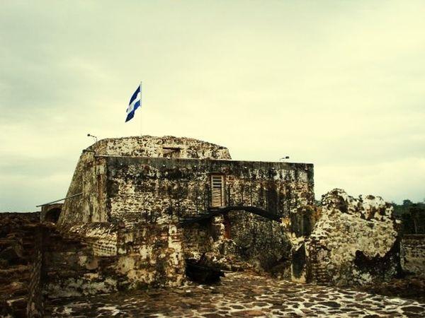 Castle Rio San Juan Nicaragua