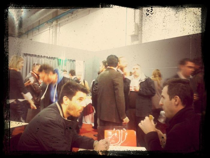 Lunch Time #Smau Il Stand + Pieno