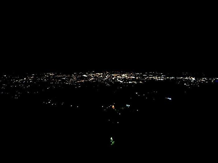 City Lights. The View Nice Evening Eyeem Philippines Philippines Busay Karbbentures Urban 4 Filter