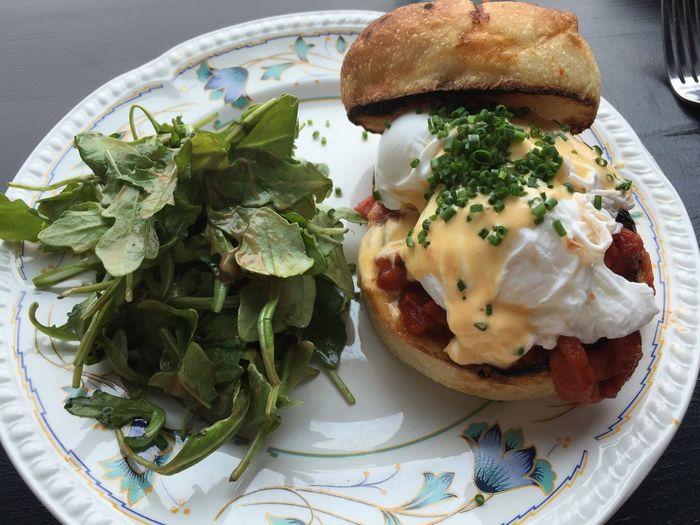 Eggs Benedict Foodspotting