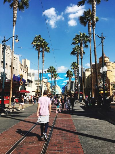 California Love Enjoying Life Disney California Adventure