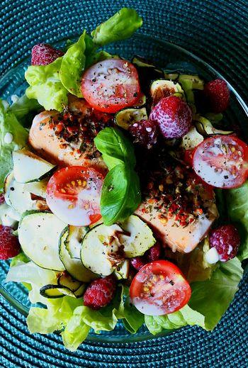 fresh salad 😍