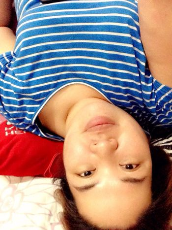 You turn my whole world upside down... Selfie That's Me