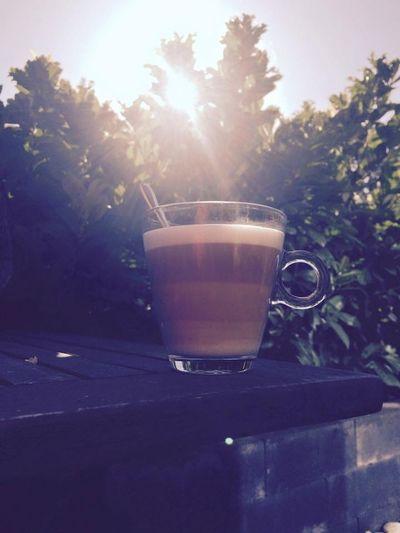 Coffee @ sunrise
