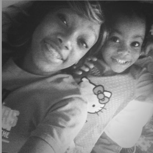 Goodnight from Tay & my cece ❤❤ :-)