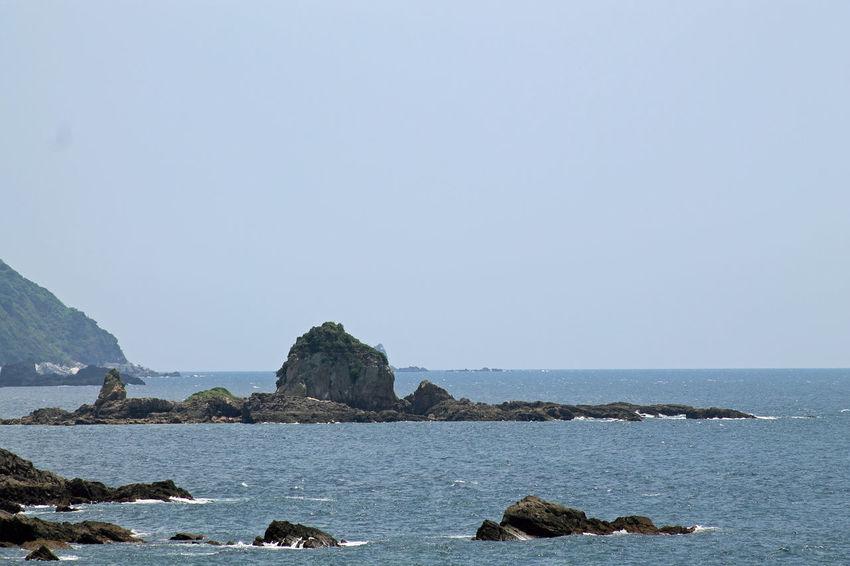West coast of Amakusa Amakusa Coast Coastline Japan Japanese  KYUSHU Landscape Nature Ocean Rock Formation Water Ultimate Japan