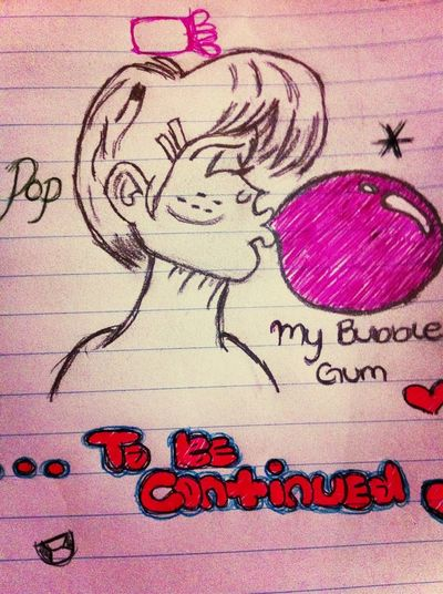 My Doodle Idid In Skool Today ✏✏