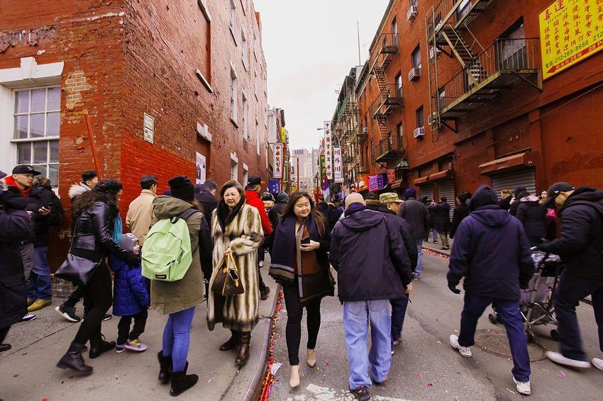 Chinatown New York City
