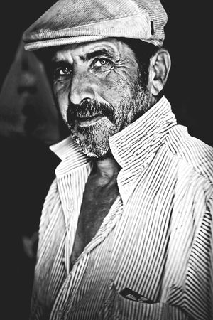 Portrait Photography Azores People Farmer Oldman Agedpeople Margaridafaria.photographer