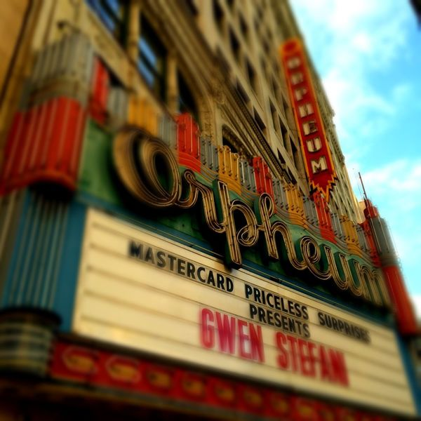 Theaters Broadway LA, Orpheum