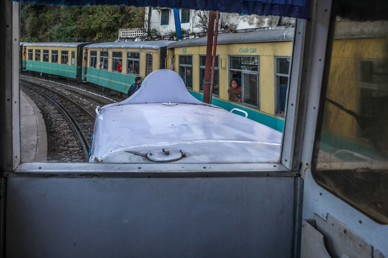 Train Car Land Vehicle Shimla ShimlaKalkaRailway Public Transportation Heritage India World Heritage Himachalpardesh Historical Rail Transportation Toy Train Streetphotography Indianrailways Train - Vehicle Rail Mode Of Transport Travel Locomotive