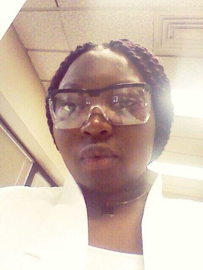 Dr. Lanlokun in the making! ;-P