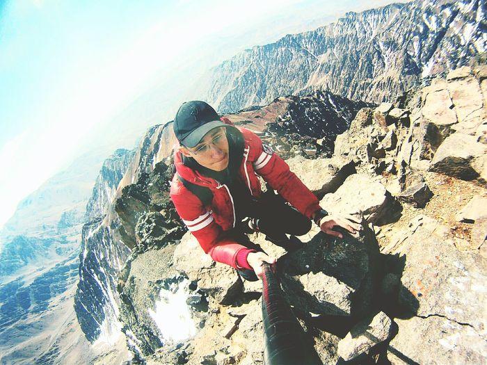 Morocco Marrakech Atlas Atlasmountains Toubkal Sommet De Toubkal Hights Sky Mountains GPro