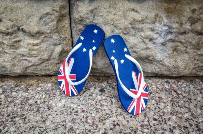 Thongs Down Under Australia Thongs Beach Sandals