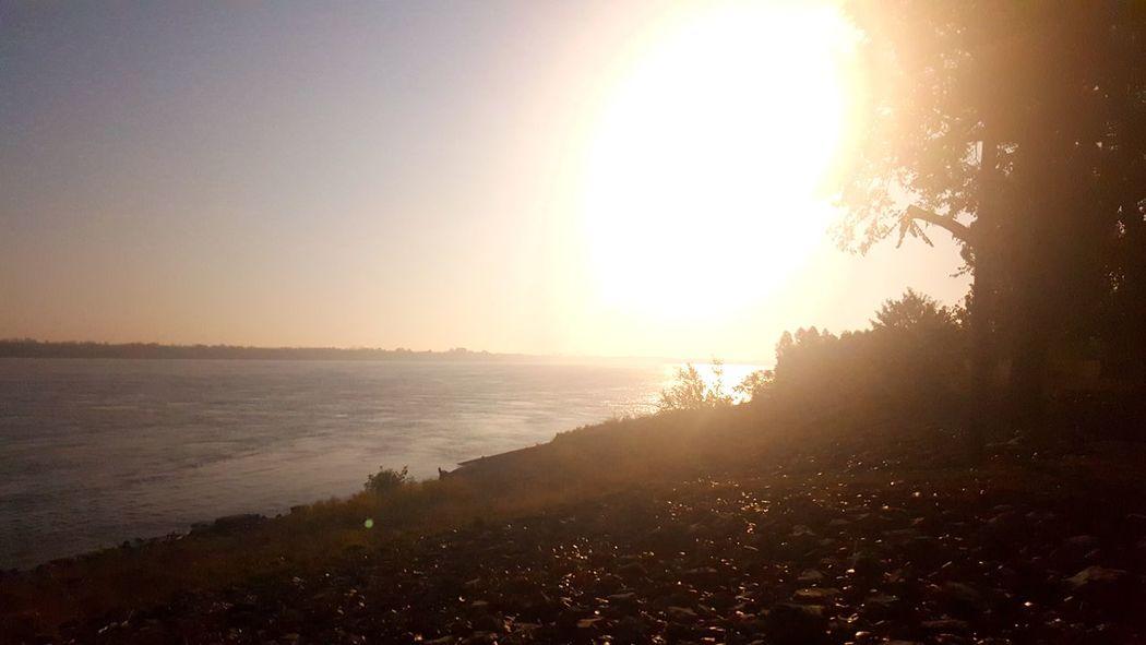 Samsung Galaxy Note 5 Rural Scene Sunrise Front View Scenics Nature