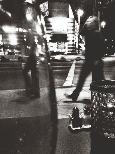 Sidewalk on a Saturday night NEM Street NEM Mood Mob Fiction NEM Memories NEM Black&white Huffington Post Stories Under Pressure
