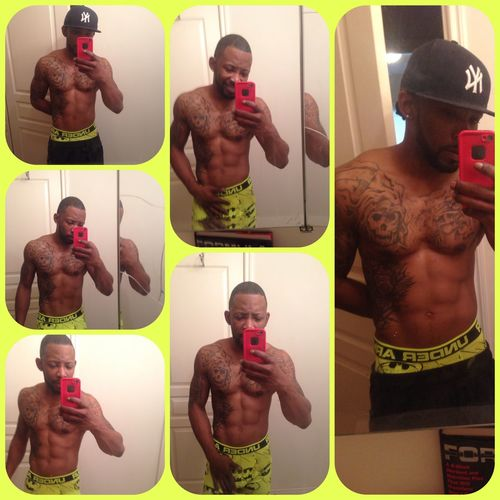 Taking Photos Tattoo With Hard Work Come Good Results .! Muscles
