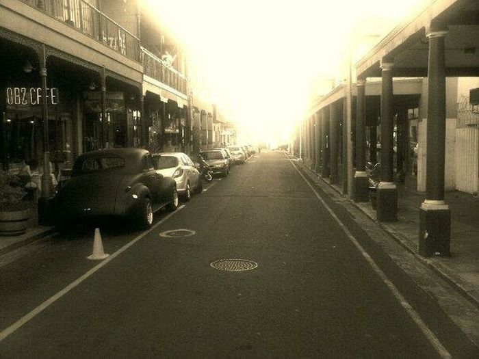 Main Road, Observatory - Cape Town