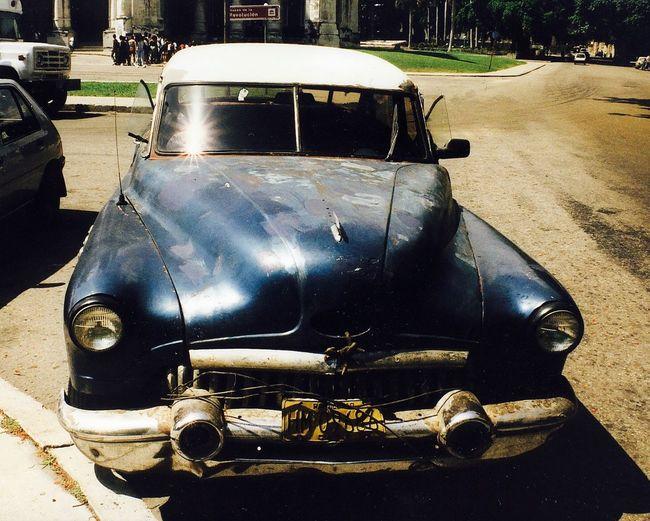 Outdoors Parked Parking Vacations Varadero Cuba Oldtimer Holiday Goodnight Good Morning Good Morning! Car Cars