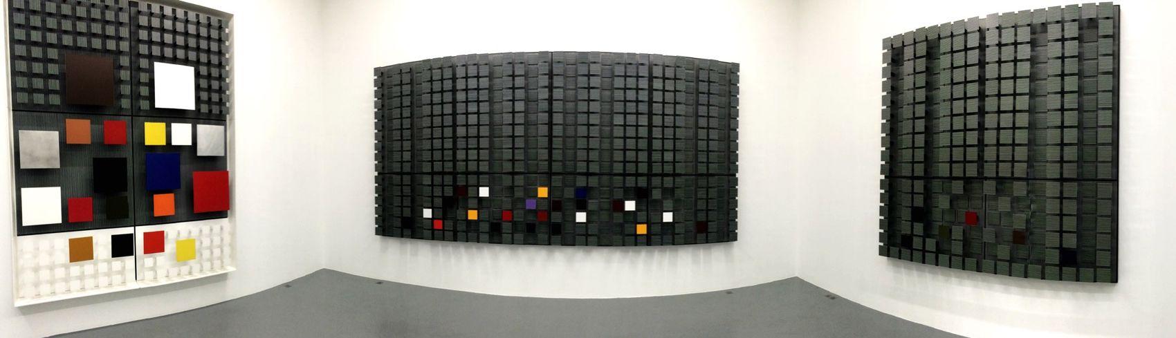 Jesus Rafael  Soto - Artist Exhibition Perrotingallerie Galerie - Paris Hanging Out Boyfriend