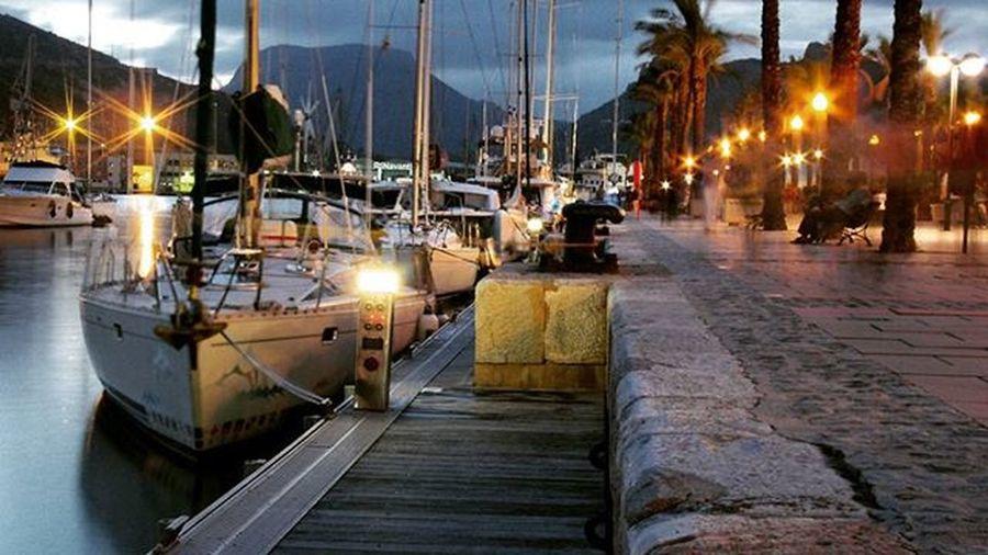 Precioso nuestro puerto de Cartagena. Puerto Cartagena España SPAIN Harbour Beautiful Bonito City Ciudad Boat Photografy Barco