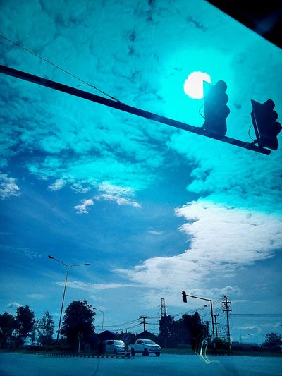 หลบแดด :¶ Skylovers EyeEm Best Shots - Sunsets + Sunrise Streetphotography