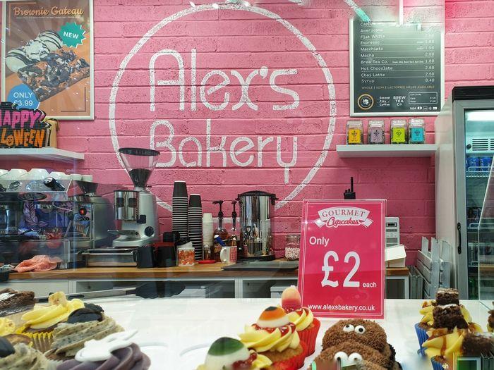 Alex's bakery