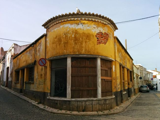 Architecture Built Structure City Closed Down No People Old Old Buildings Portugal Rotten Rotten Places