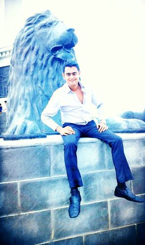 London_only Trafalgar Square London Lions Uk Great Britain England United Kingdom LONDON❤ Londonlife London