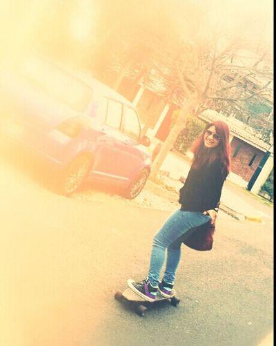 ♥ | Wuu Longboard Lml Happy Part Time