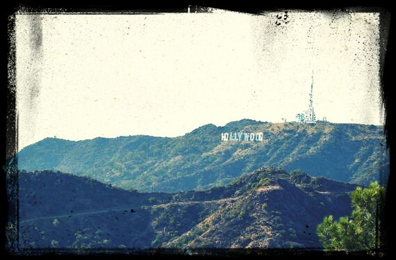 Hollywood Hollywoodsign