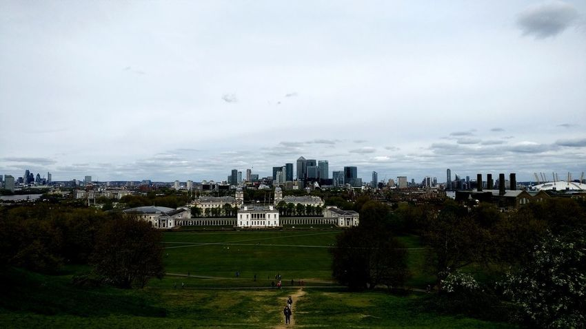 Greenwich Greenwich Park Queens House Greenwich,London Greenwich Naval College Building Exterior Architecture Cityscape City Built Structure Urban Skyline Skyscraper Travel Destinations Outdoors
