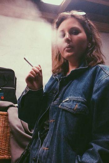 im smoking, and i dont care On A Health Kick Fries Girlswhosmokweed
