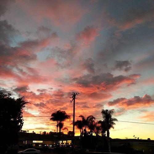 Californiasunsets Nofilternoedit Oside760 Naturenevergetsold Sunset