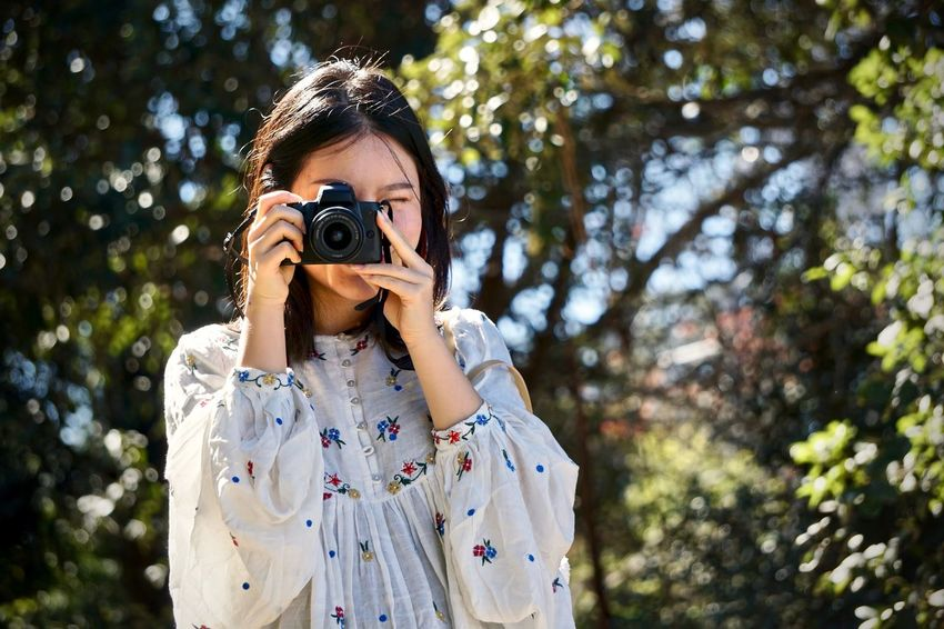 Australia Camera Portrait Of A Woman Flower Kangaroo Valley Nsw Outdoors Photographer Photography Portrait