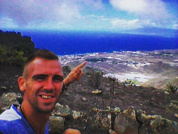 Viewfromthetop Mountains Mountainclimbing Roquedelconde Roaimngonmeown Love Whataview Saturday Tenerifesea Atlanticocean GettingHigh LovingLife Traveling Exploring_shotz Adventure Explore Travel Conquer Lovemountains Me Selfie Canaryislands