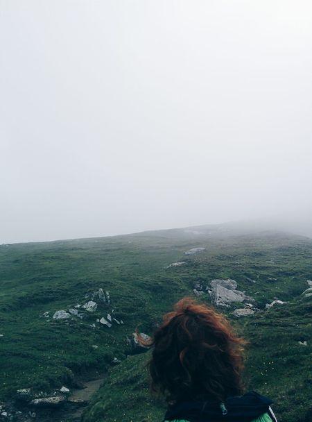Mountains Foggy EyEm Best Shots - Landscape EyeEm Best Shots - Nature That Girl In Nature Again