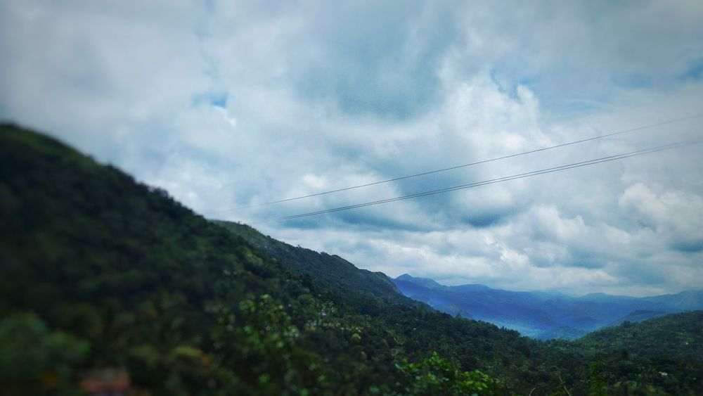 Idukki Cloud - Sky Mountain Nature Beauty In Nature Sky Day Mobilephotography MyEyemPhoto Nature EyeEm Nature Lover Outdoors Eyeem Photography Nature Photography Freshness Leaf Hill Views Mountainscape Nature_collection Landscape_collection EyeEmNatureLover Green And Blue